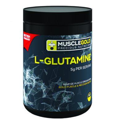 l - glutamine